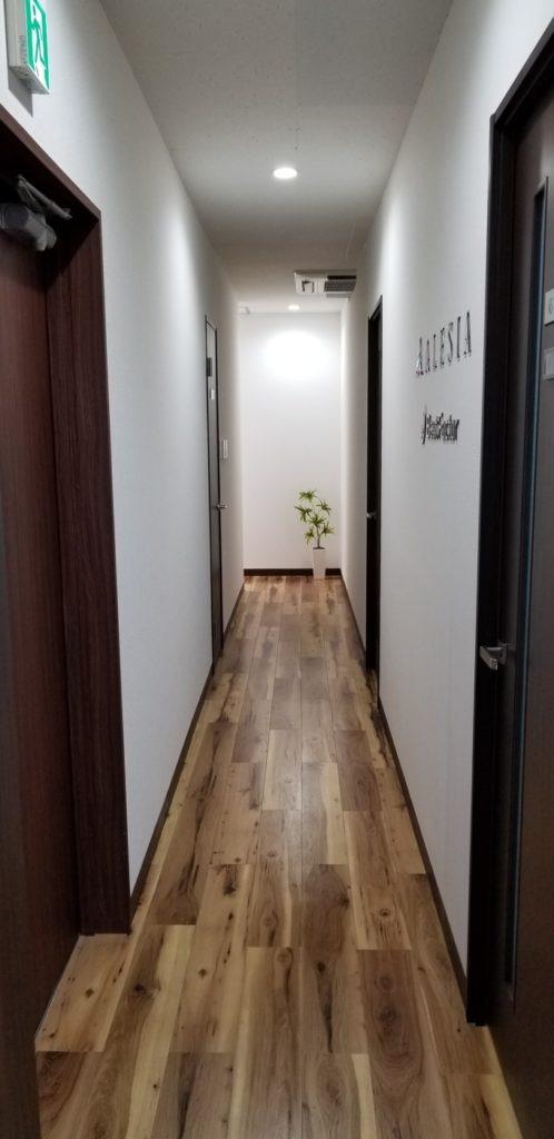 オフィス通路